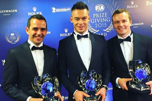 FIA Prize Giving 2015